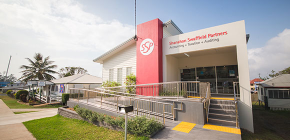 Yeppoon Office | SSP Shanahan Swaffield Partners
